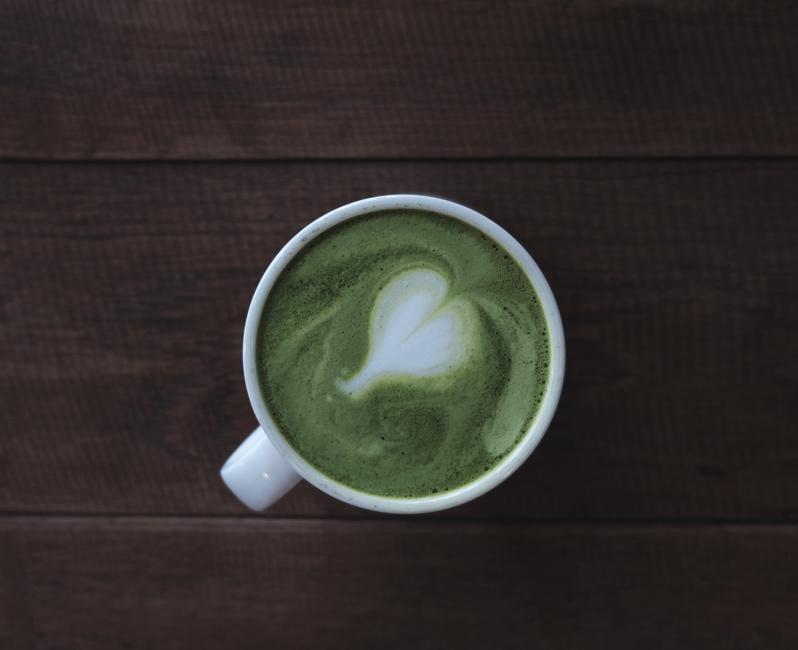 Uztura bagātinātājs: zaļās tējas ekstrakts